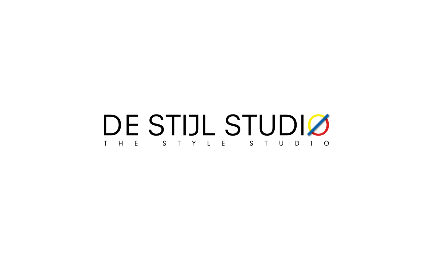 De Stijl Studio Logo Design